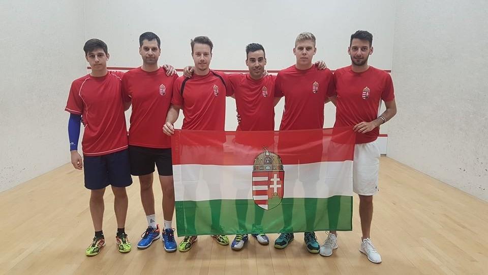 Feljutott az európai elitbe a magyar férfi fallabda-válogatott