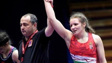 Jól szerepelnek a magyarok a birkózó kadet Európa-bajnokságon