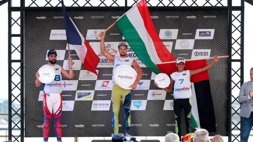 Hatalmas magyar sikerek a UIM jet-ski világbajnokságon