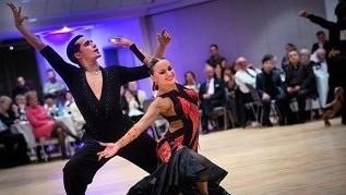 Táncsport – Ötödik lett a magyar bajnok a hazai rendezésű Eb-n!