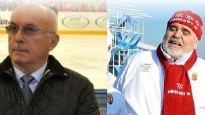 Két magyar sportvezetőt örökre eltiltott az ISU