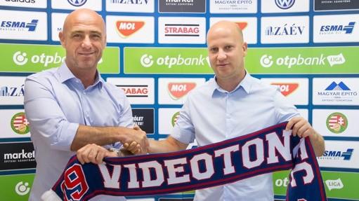 Nikolic szerződést hosszabbított a Videotonnal