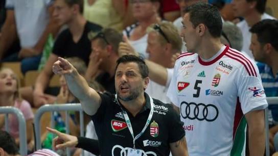Vranjes a magyar vérrel motiválja játékosait