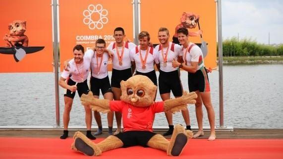 10 magyar érem az Európai Egyetemi Játékokon