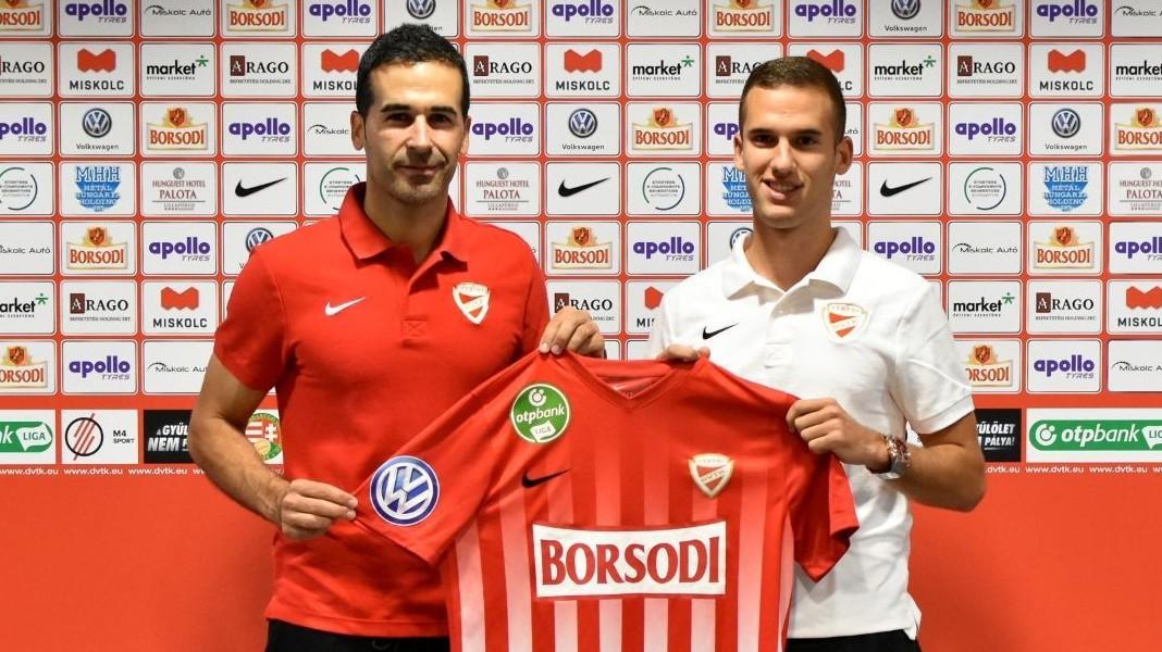 Túl fiatal volt a spanyol ligához a Barcát is megjárt magyar focista
