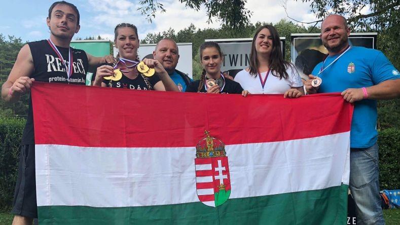 Szkander Európa Kupa: Négy arany, egy ezüst, négy bronz