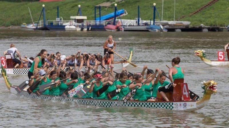 Minden várakozást felülmúlt a szegedi sárkányhajó-világbajnokság