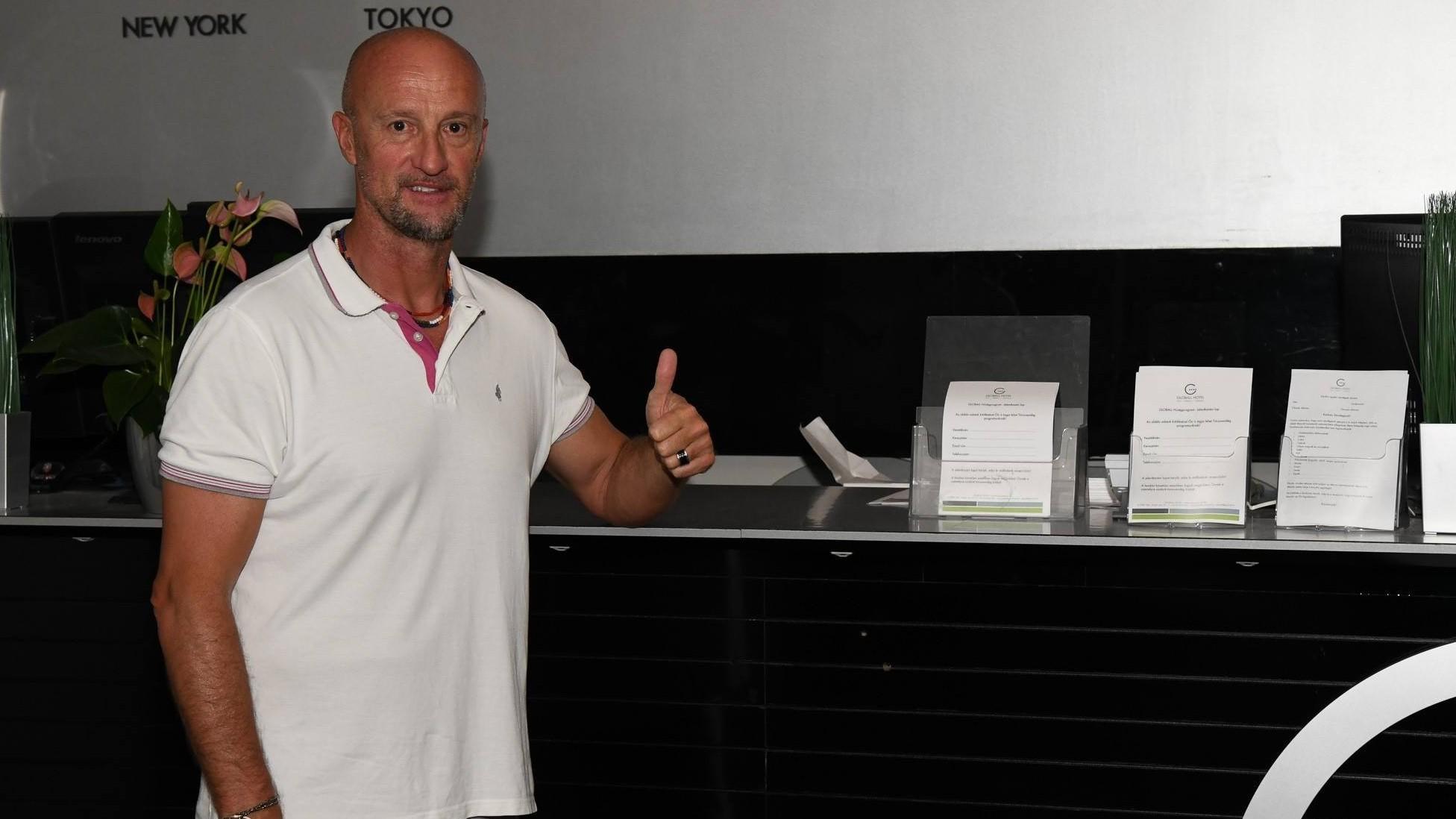 Lanzafame: Rossival biztosan jobb lesz a magyar válogatott