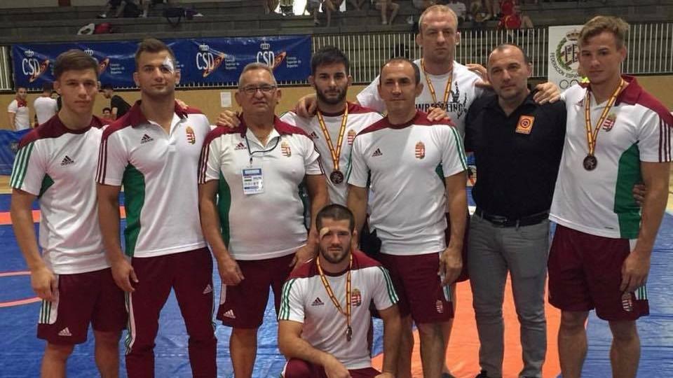 Birkózó sikerek Spanyolországban