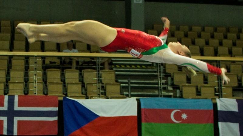 Női torna Eb - Döntőben a magyar csapat és Dévai Boglárka is