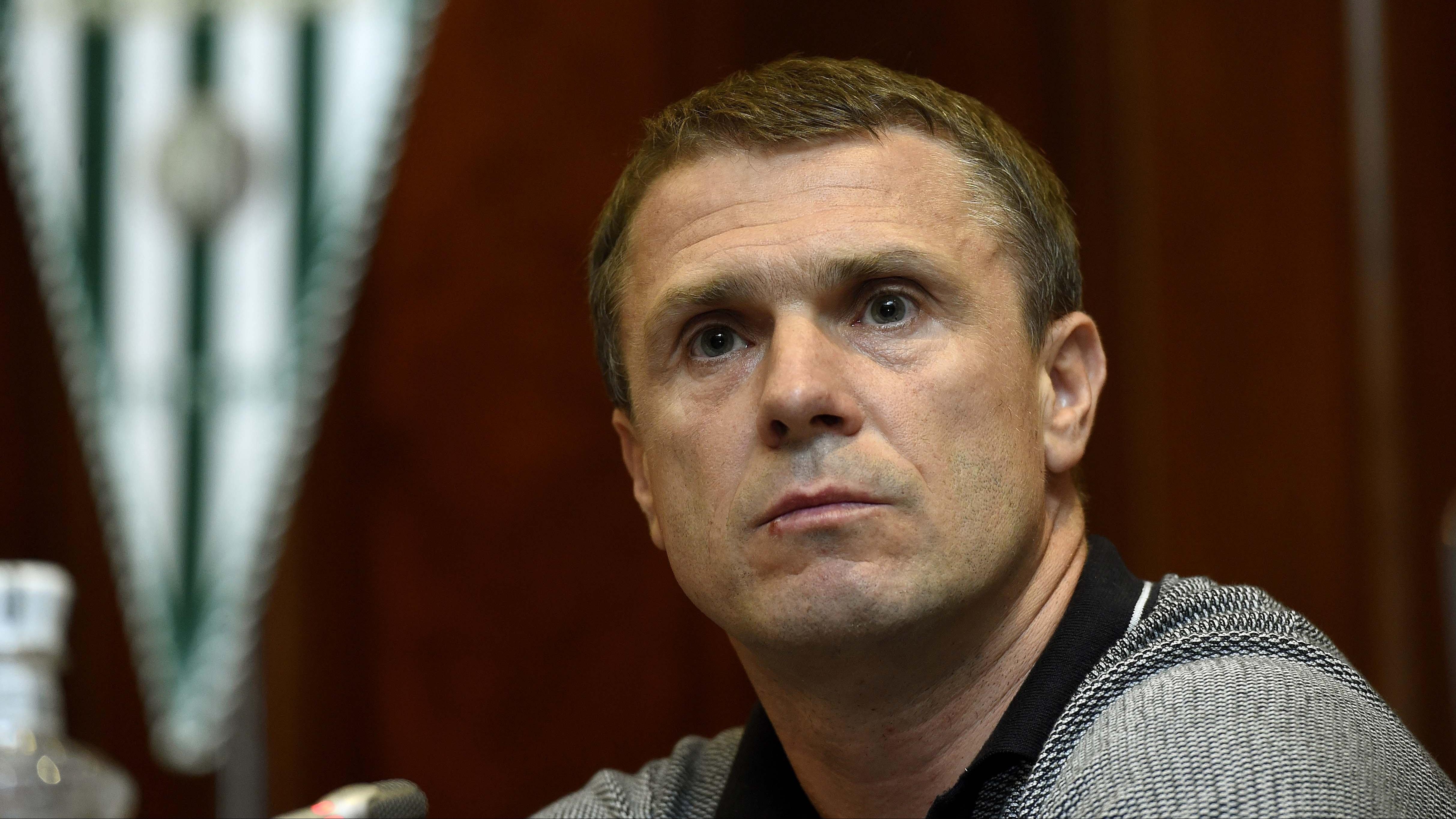 Szerhij Rebrov lett a Ferencváros vezetőedzője