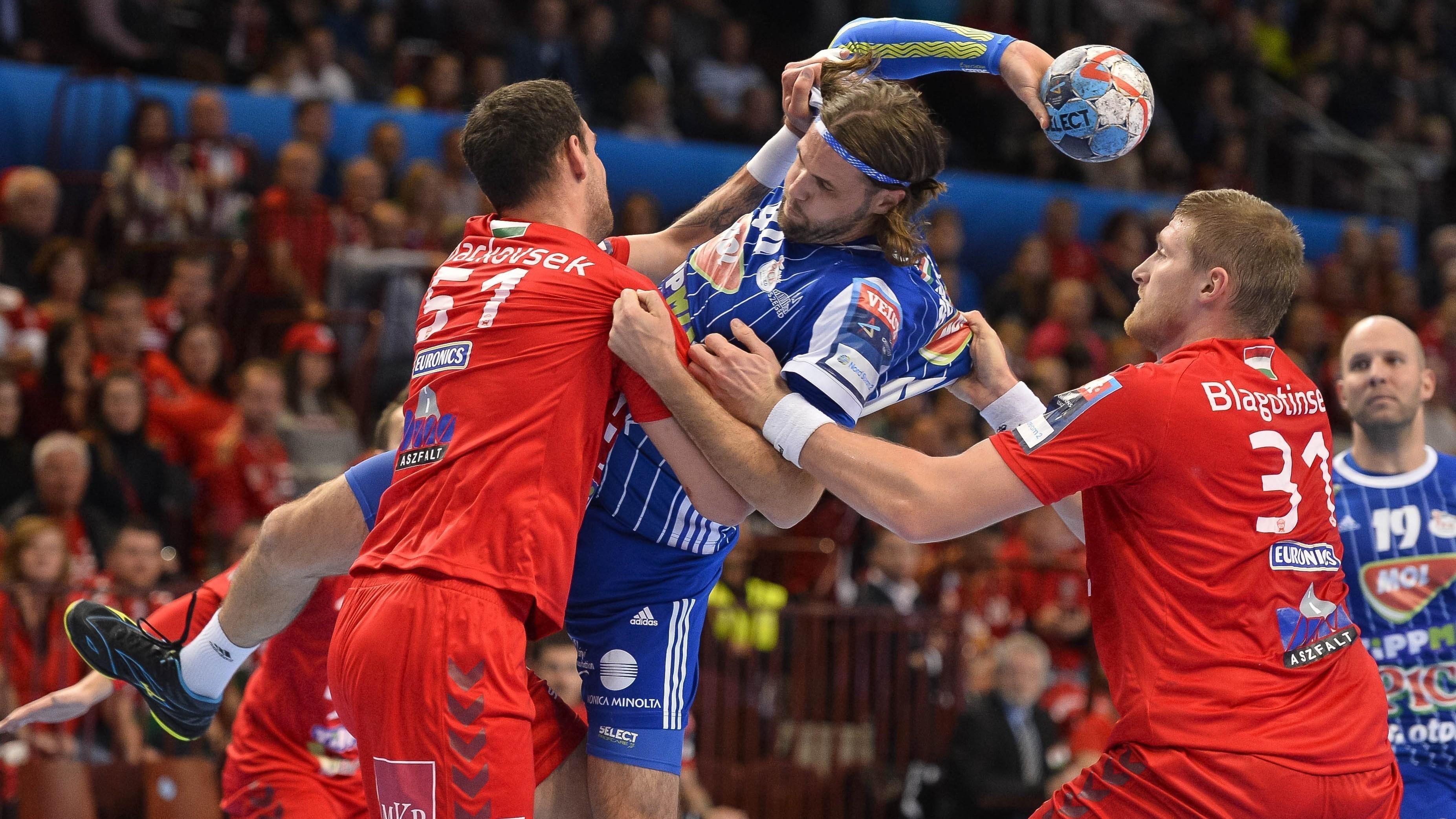Férfi kézilabda NB I - A Szeged ismét győzött Veszprémben