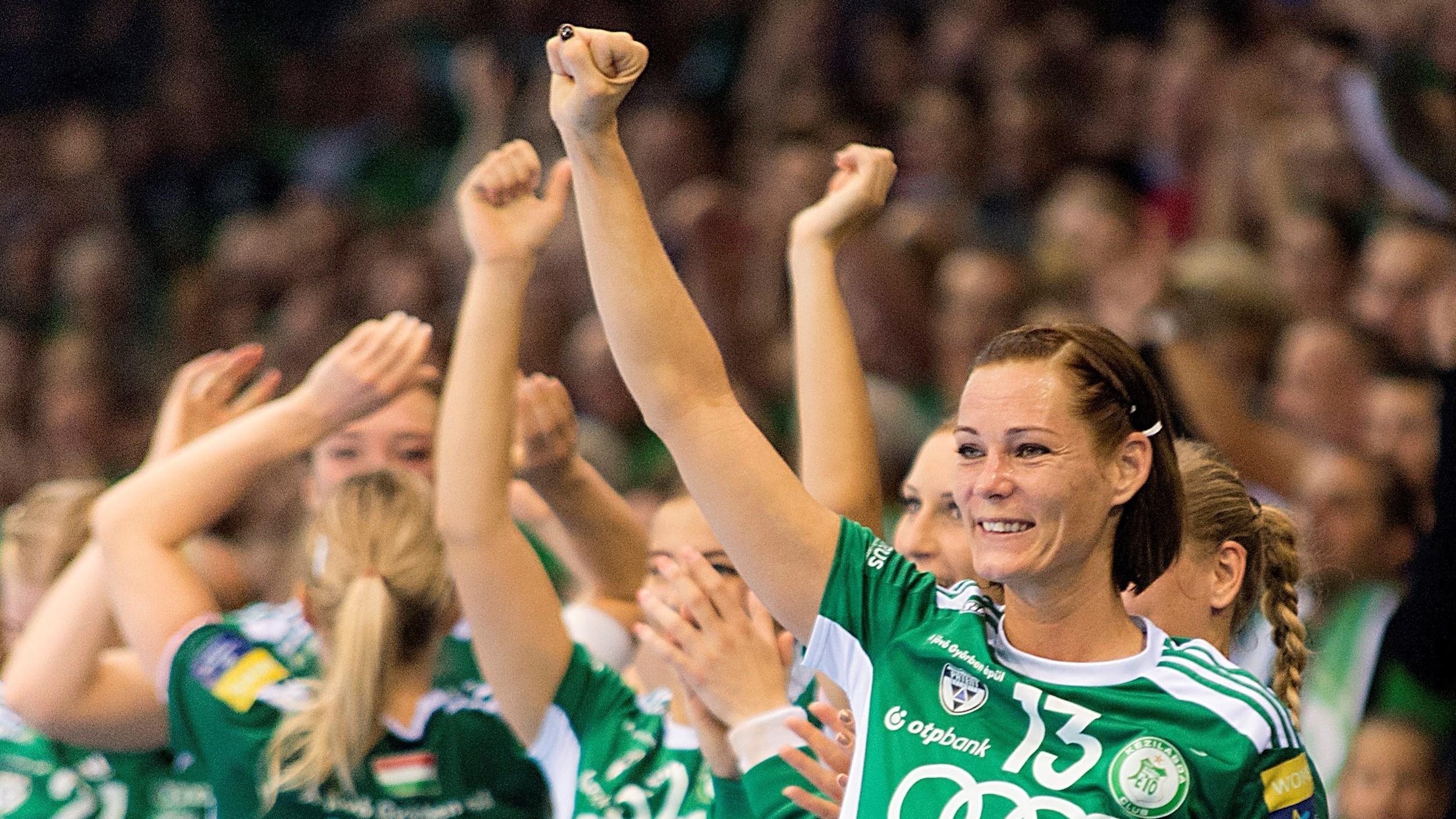 Női kézilabda BL - Tizenhat góllal győzött a Győr