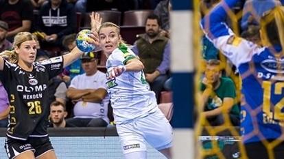 Női kézilabda BL - A Ferencváros is győzött Németországban