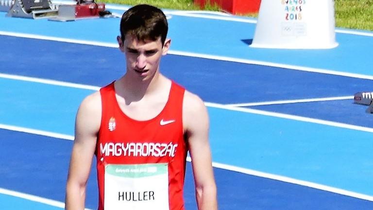 Huller Dániel 400m gáton ezüstérmes Buenos Aires-ben