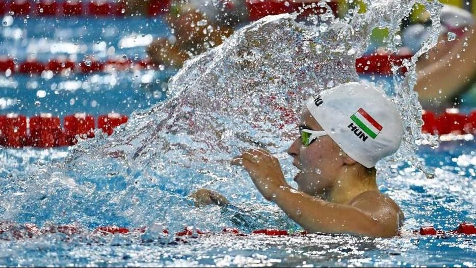 Újabb magyar aranyérmek az ifjúsági olimpián