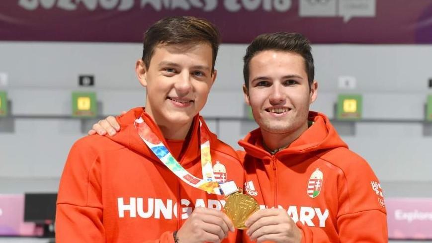 Újabb magyar arany az ifjúsági olimpián