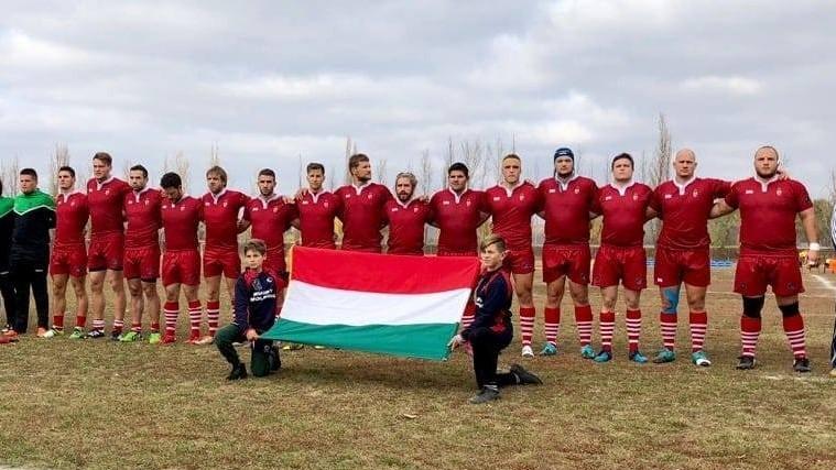 Győzött a magyar rögbi válogatott Kisinyovban