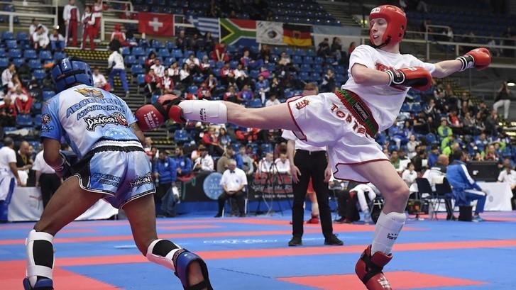 Veres és Busa aranyérmes a kick-box Eb-n