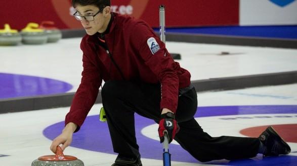Curling Eb- kettőből egy a keddi mérleg
