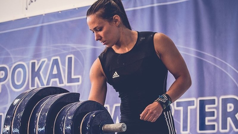 Jung Beáta 30. lett a súlyemelő világbajnokságon