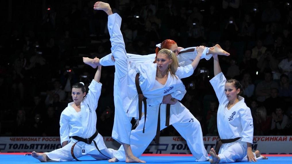 Kyokushin karate Eb a hétvégén Budapesten