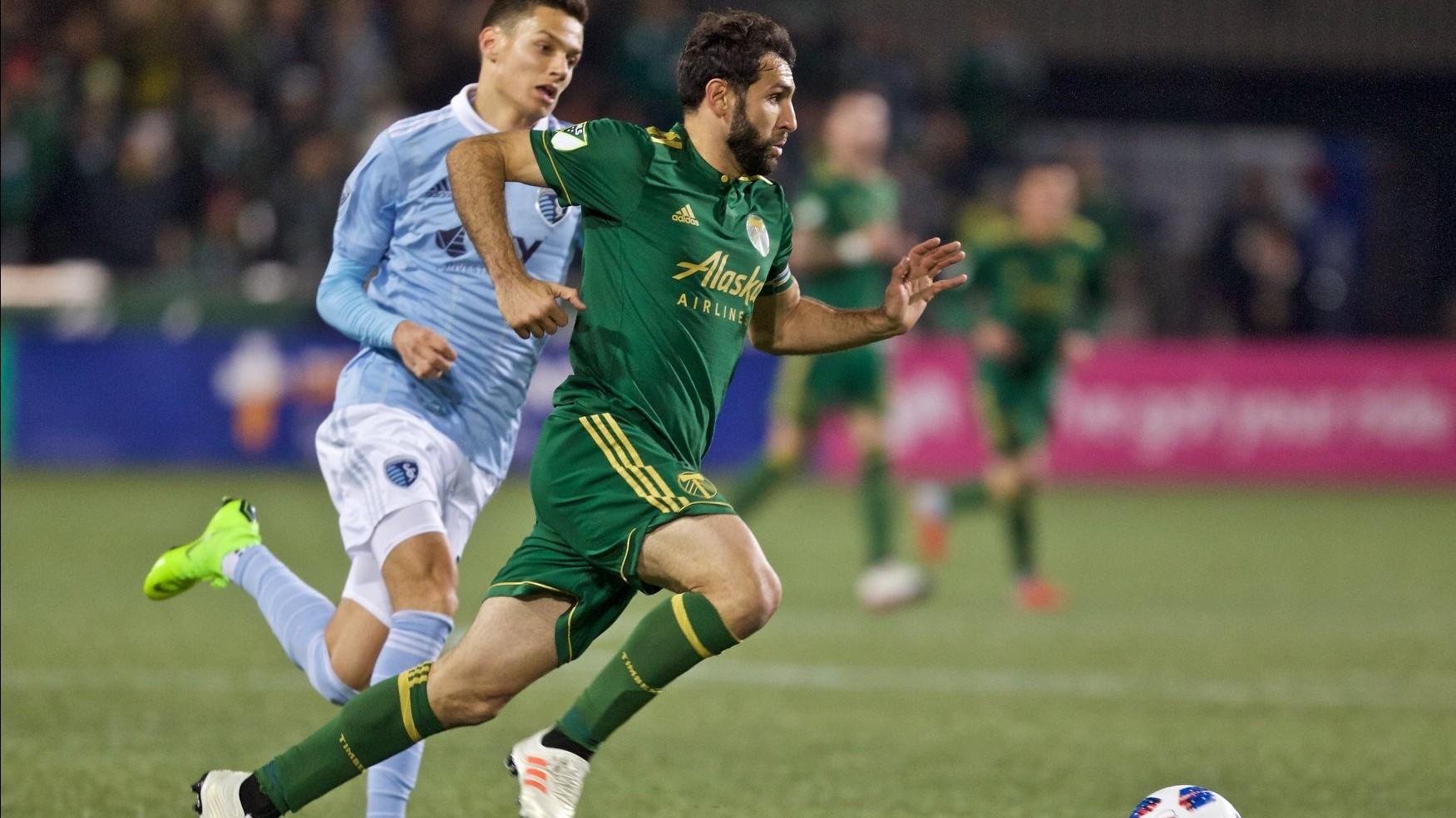 Döntetlen az első meccsen az MLS nyugati döntőjében