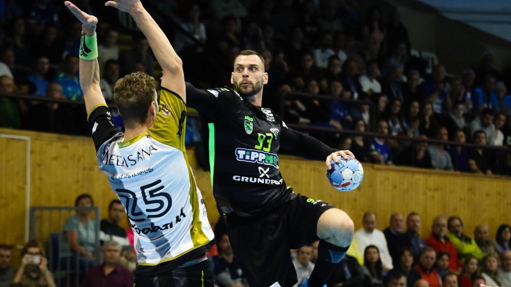 EHF-kupa vasárnap
