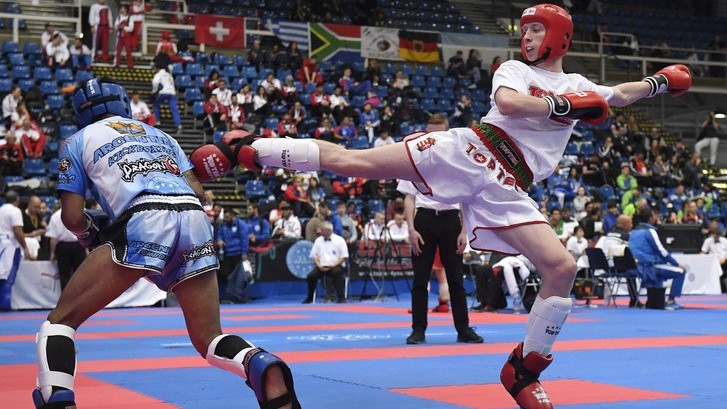 Kick-box Eb: nyolc magyar döntős