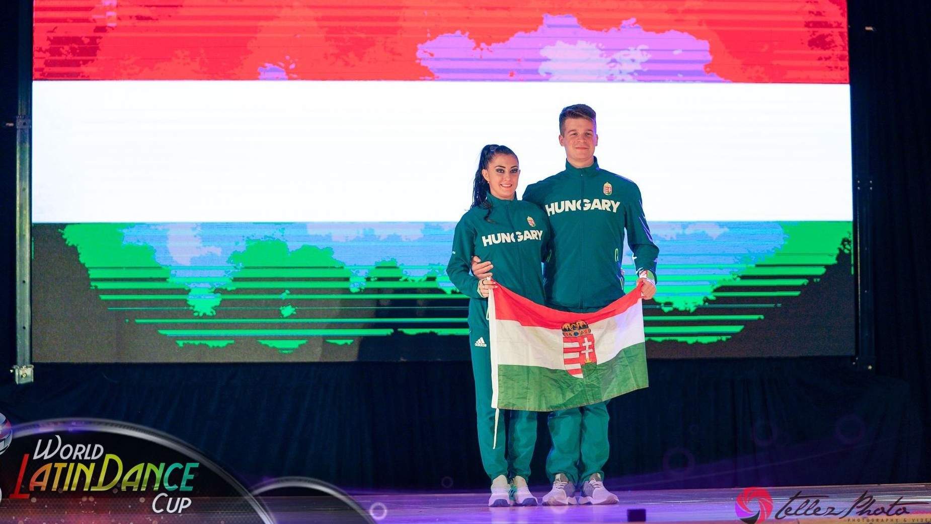 Két magyar arany a World Latin Dance Cup-on