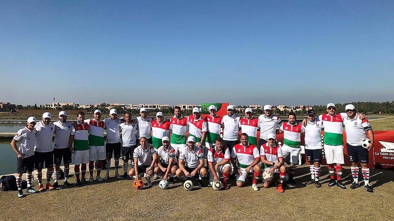 Ötödik a magyar csapat a footgolf-világbajnokságon