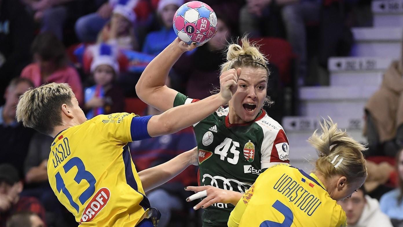 Női kézilabda Eb - Legyőzte Romániát, de kiesett a magyar válogatott