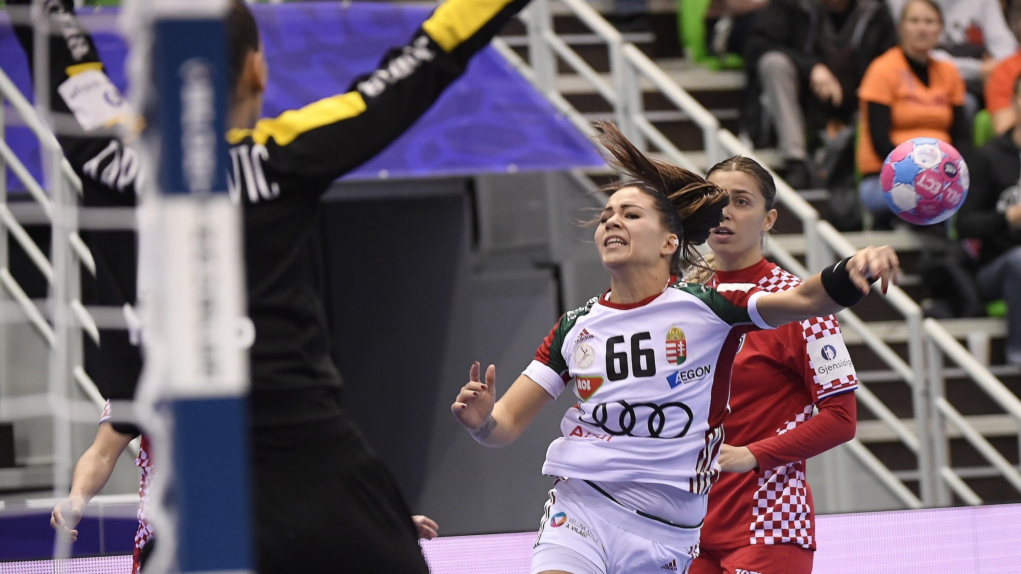 Győzelem Horvátország ellen a női Európa-bajnokságon