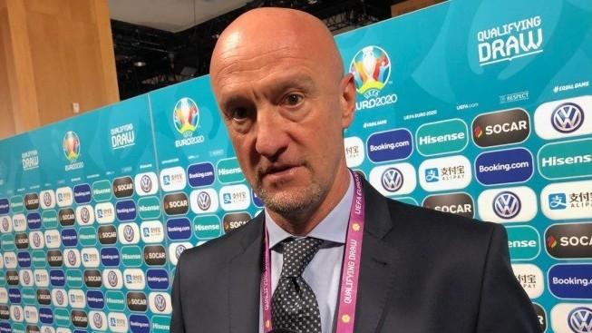 Eb-selejtező - Rossi: Walesszel és Szlovákiával lehetünk harcban a második helyért