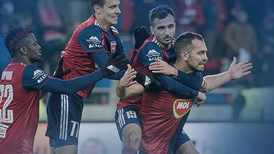 Győzött a Vidi FC a Budapest Honvéd ellen