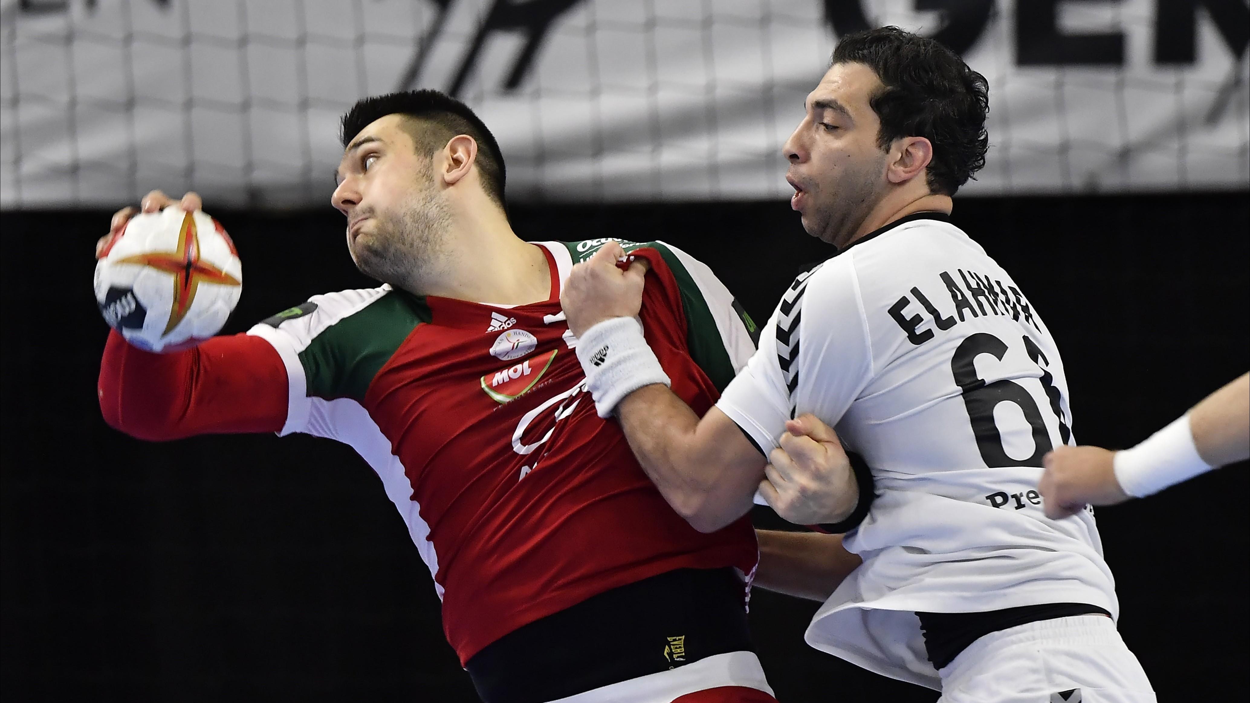 Döntetlennel jutott a középdöntőbe a magyar válogatott a férfi kézilabda világbajnokságon