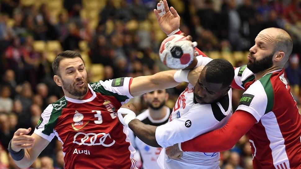 Férfi kézilabda-vb - A magyar válogatott öt góllal legyőzte Tunéziát