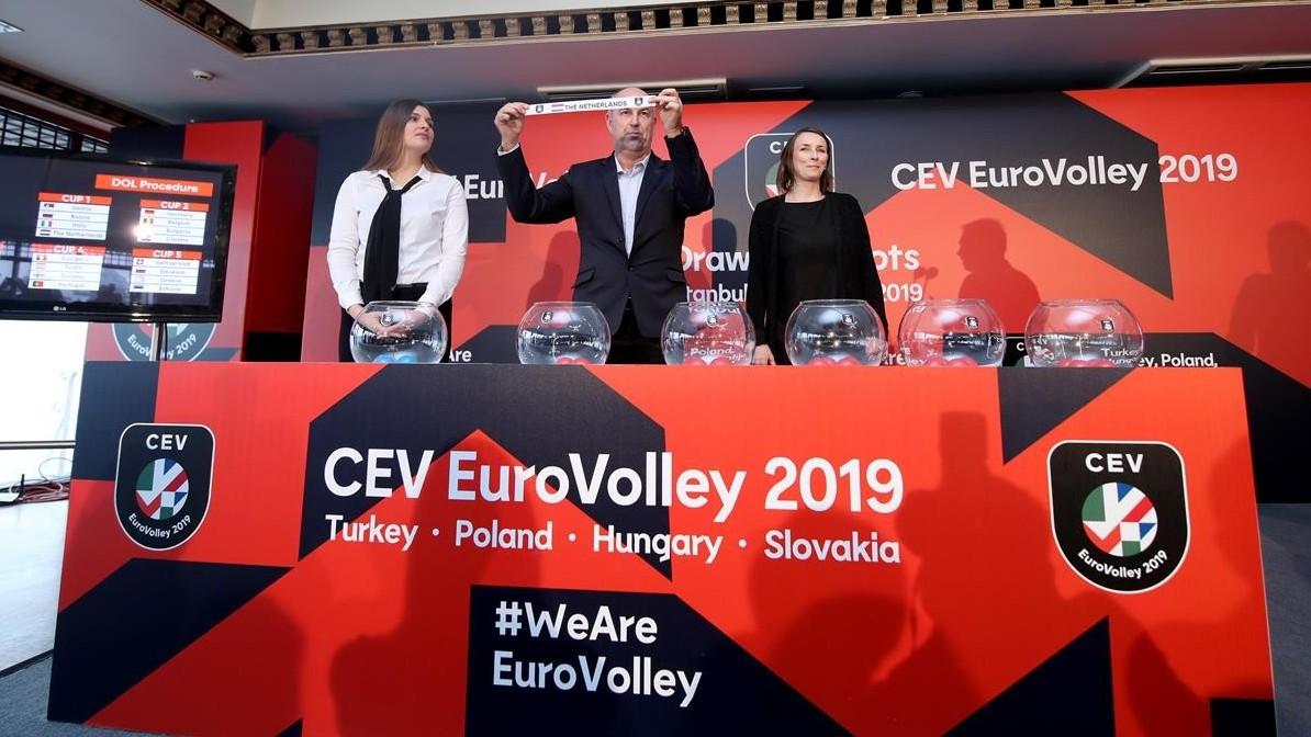 Kiegyensúlyozott csoportban a magyar női röplabda-válogatott az Eb-n