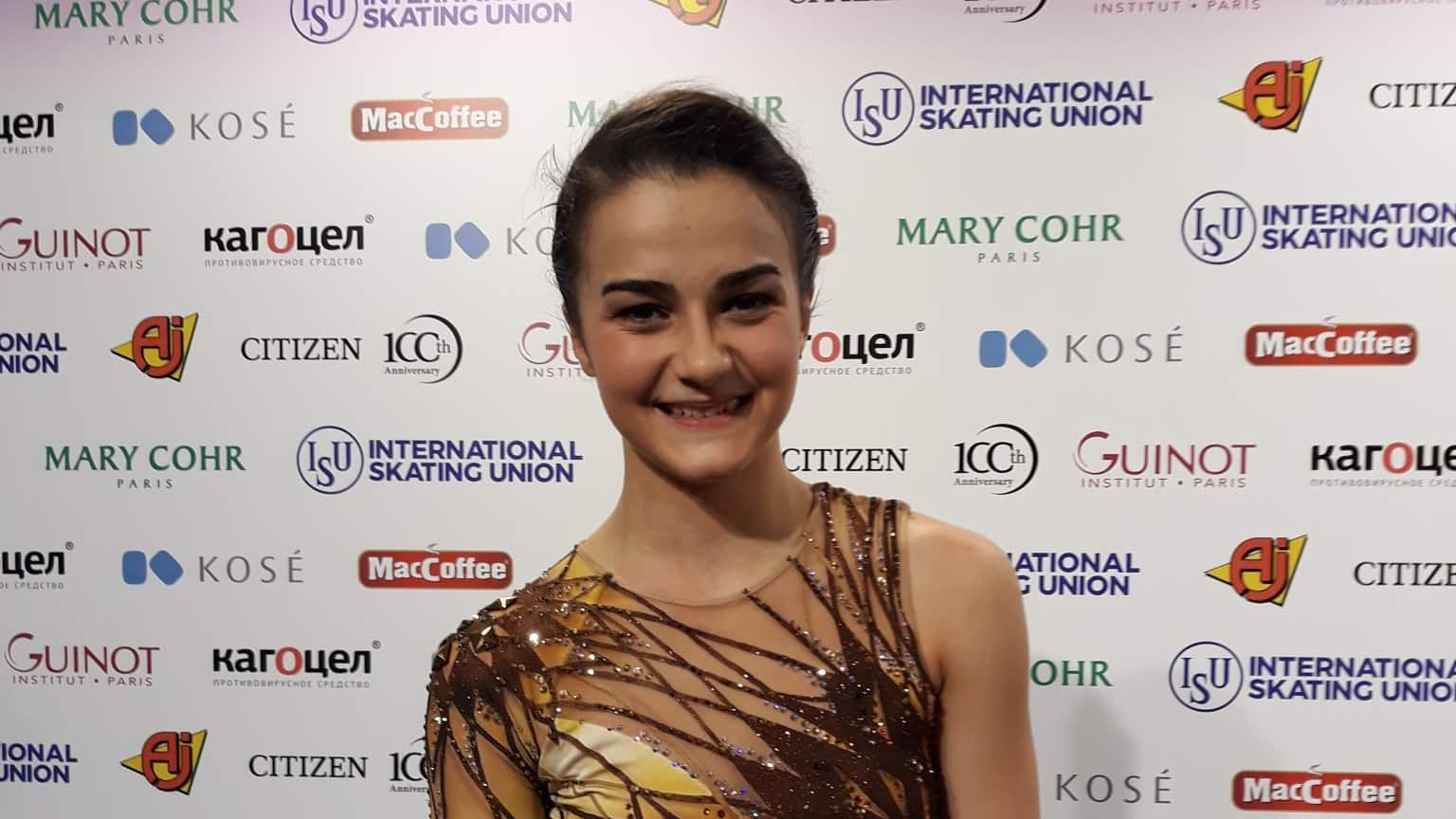 Tóth Ivett a 13. lett az Európa-bajnokságon