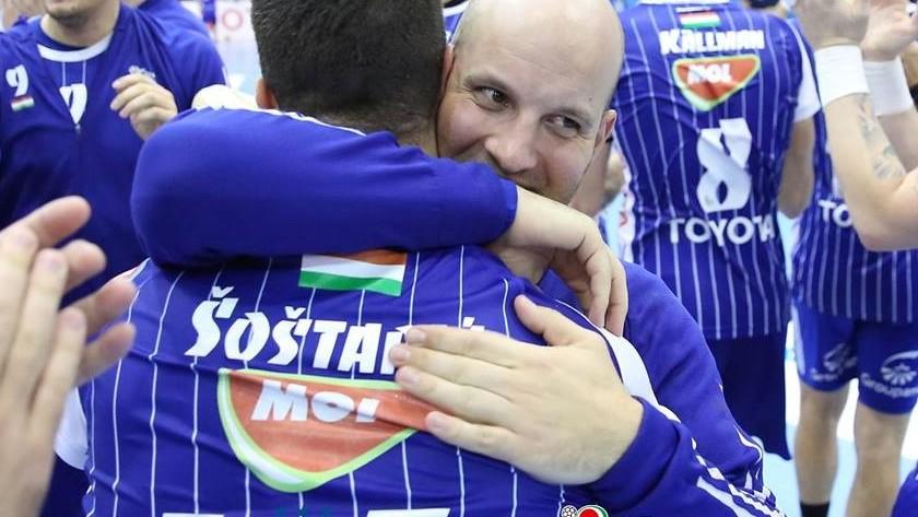 Győzött a Szeged és a Siófok is a nemzetközi kupákban