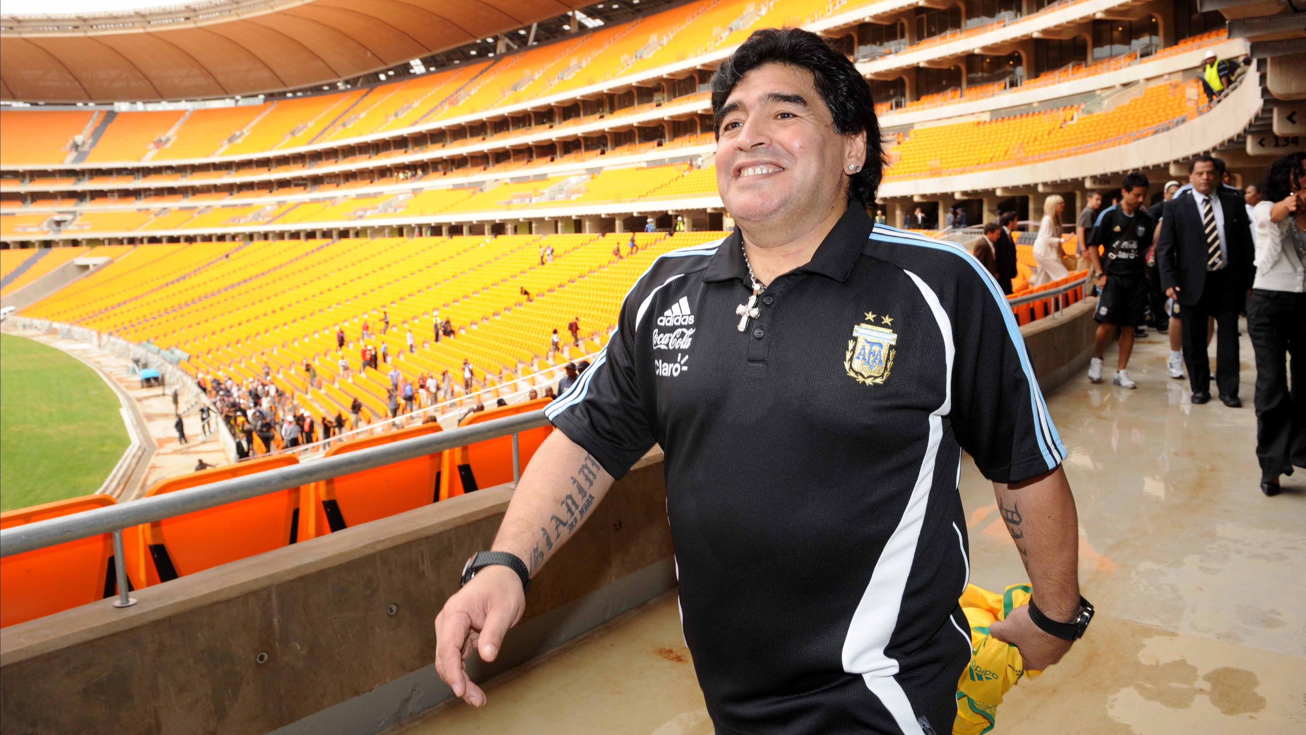 """""""Aki a futballt szereti, az Maradonát nem tudta nem szeretni"""""""