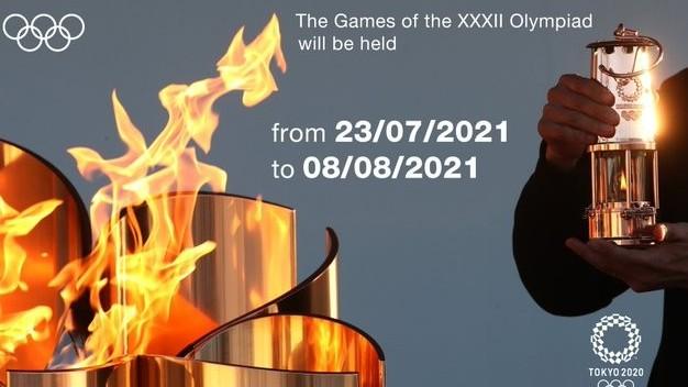 2021. július 23. és augusztus 8. között rendezik meg a nyári olimpiát