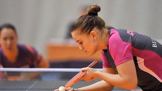 Női asztalitenisz ETTU Kupa - Elődöntős a Budaörs