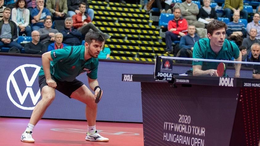 Már nincs versenyben magyar az asztalitenisz Hungarian Openen
