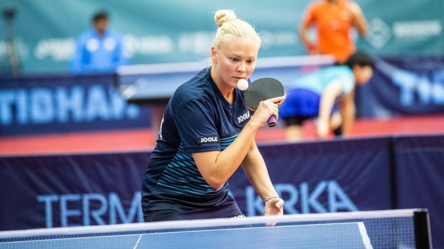 Esélyeshez méltón nyerték első meccsüket a magyar hölgyek az asztalitenisz csapat Eb-n