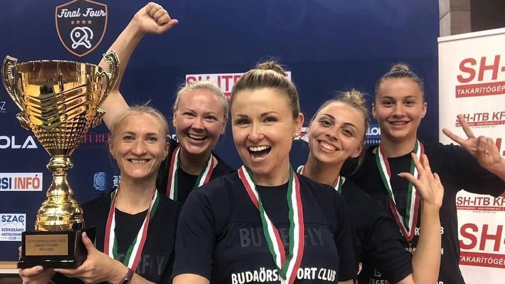 A Pécs és a Budaörs is megvédte bajnoki címét