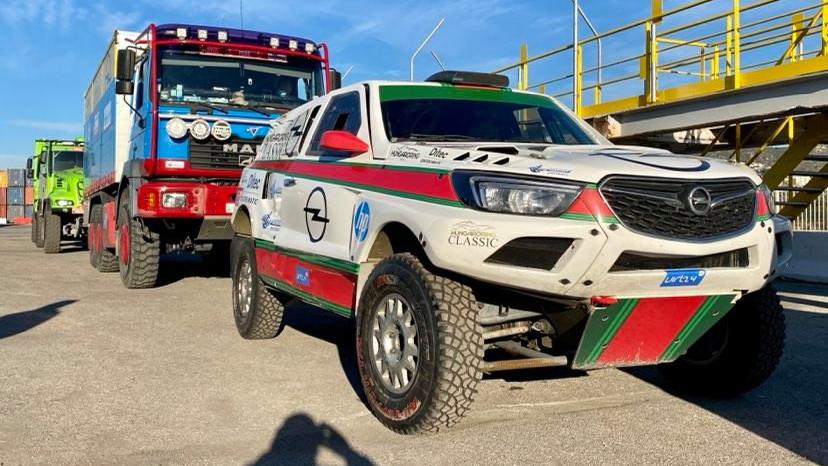 Szombaton indul a 2021-es Dakar rali