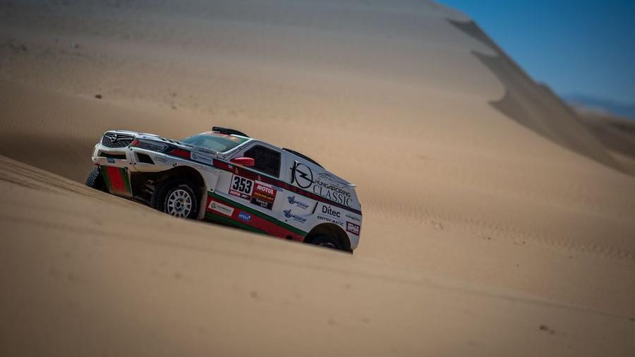 Sikeres magyar kedd a Dakar rali 3. szakaszán