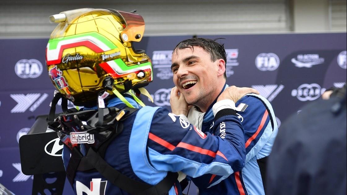 WTCR - Michelisz második, Tarquini nyert a zárófutamon