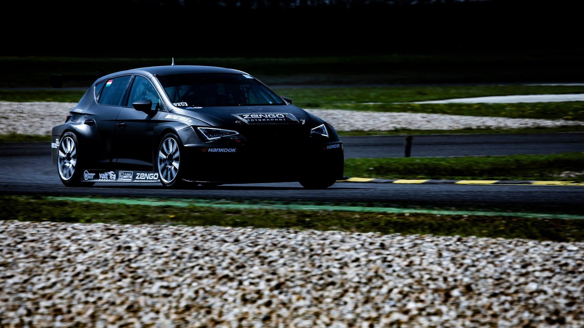 Autósport  - A Zengő Motorsport magyar újonccal vág neki a TCR Európa Kupának
